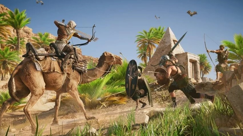 boom reviews Assassin's Creed Origins