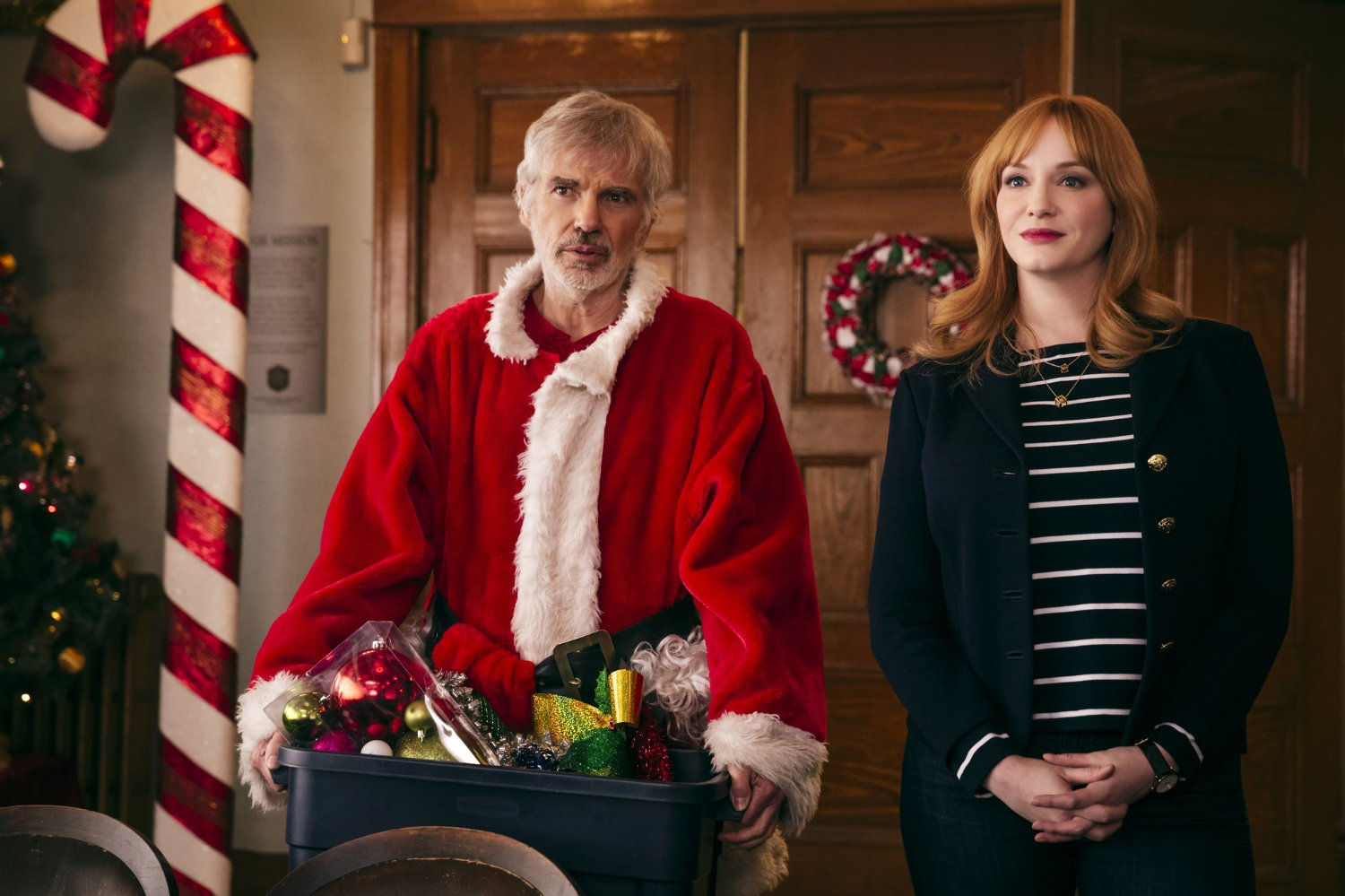 boom competitions - Win a copy of Bad Santa 2 on Blu-ray