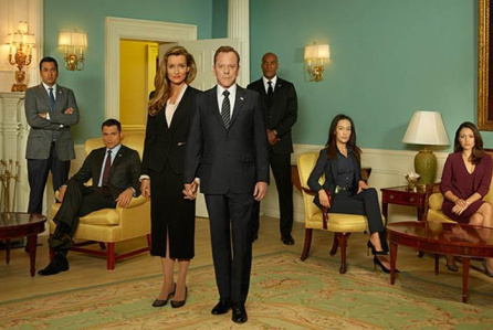 boom competitions - win Designated Survivor - The Complete Second Season on DVD