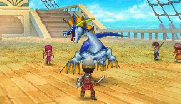 dragon quest how to kill boulders