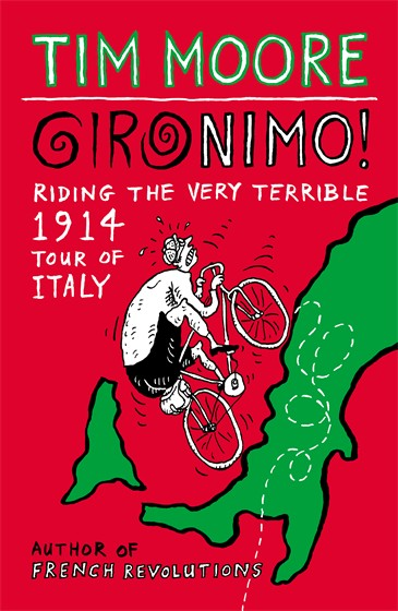 boom book reviews - Gironimo! by Tim Moore