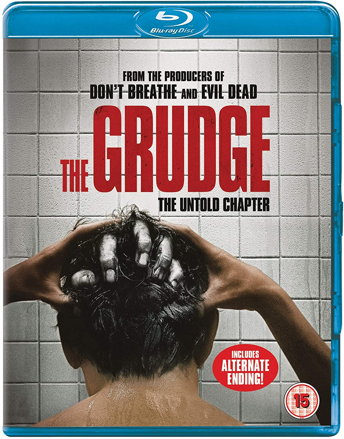 the Grudge comp