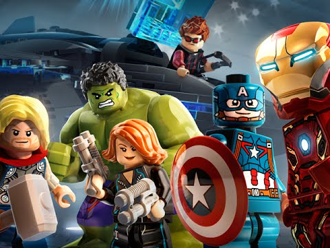 boom reviews Lego Avengers