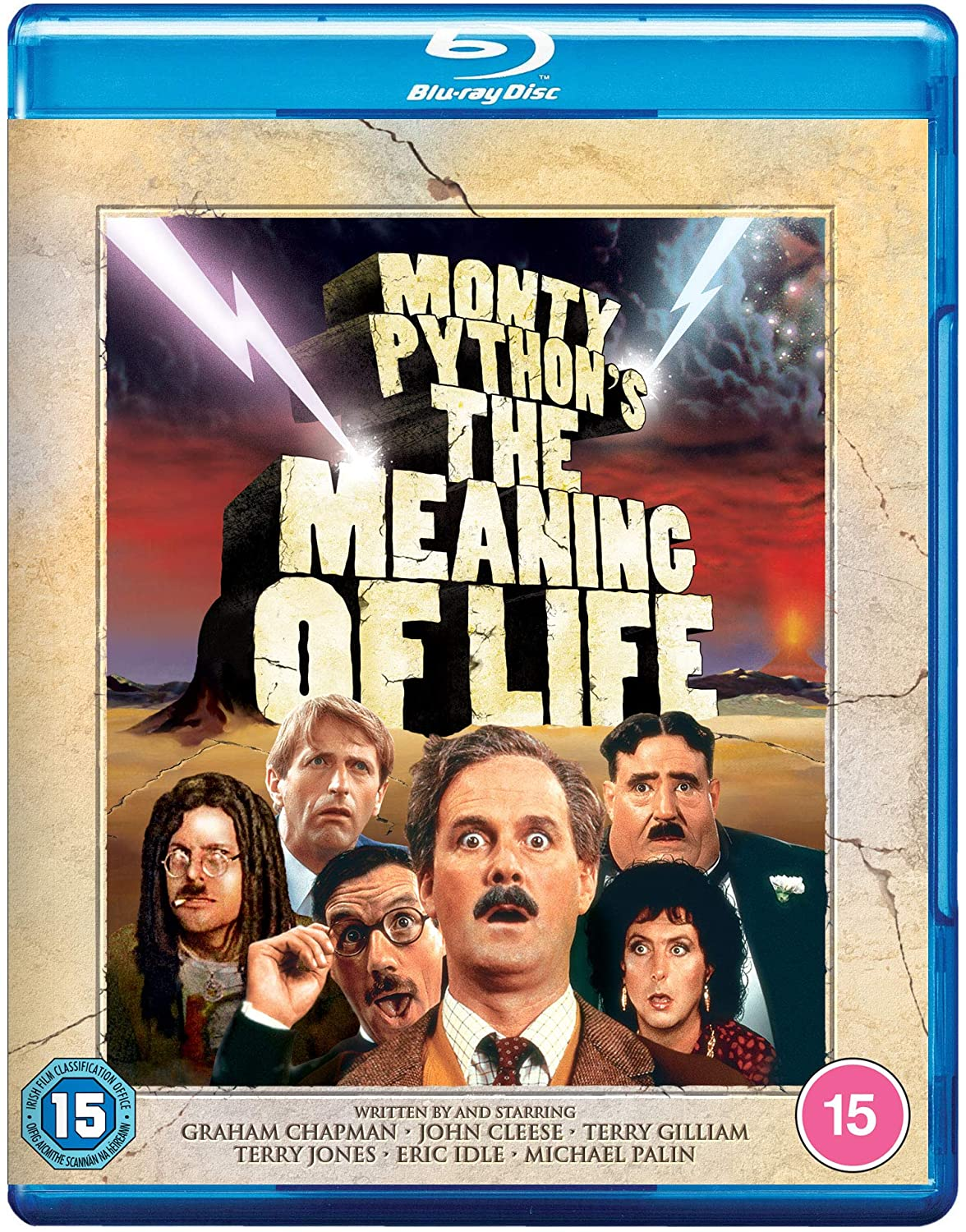 boom competitions - win Monty Python's The Meaning of Life on Blu-ray