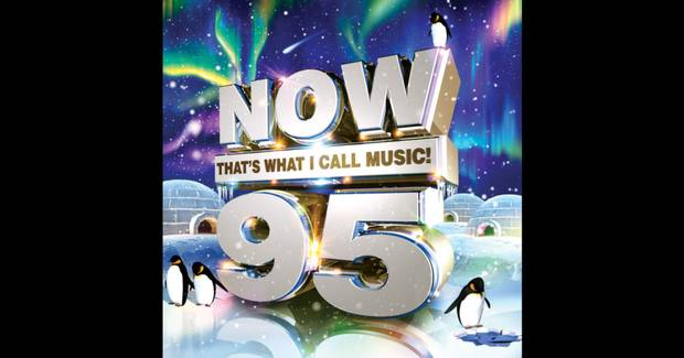 boom reviews - Now That's What I Call Music 95
