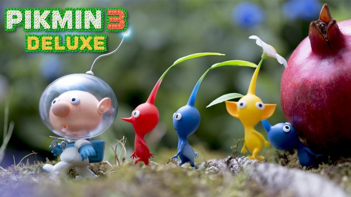 boom reviews - pikmin3 deluxe