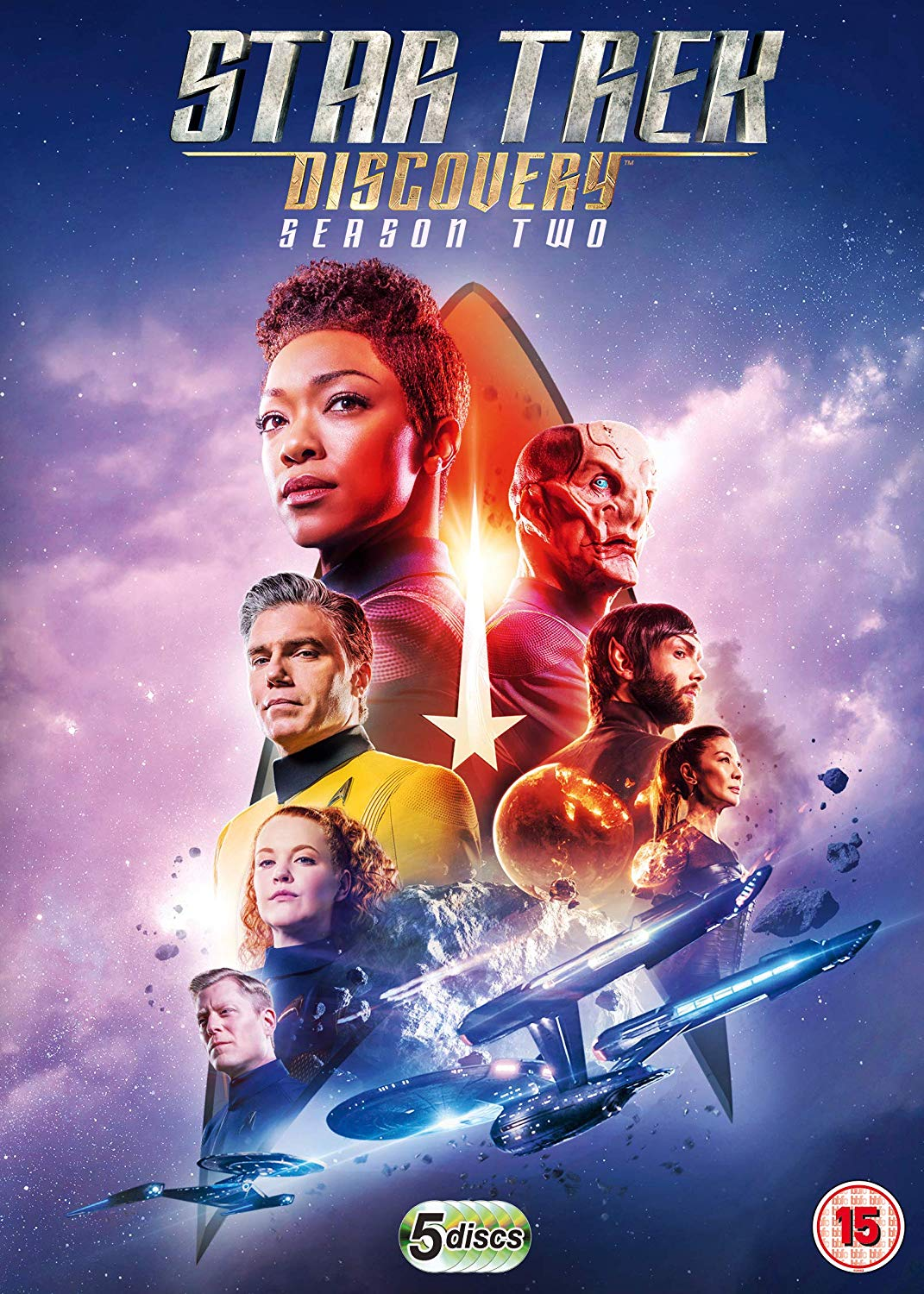 Star Trek Discovery comp