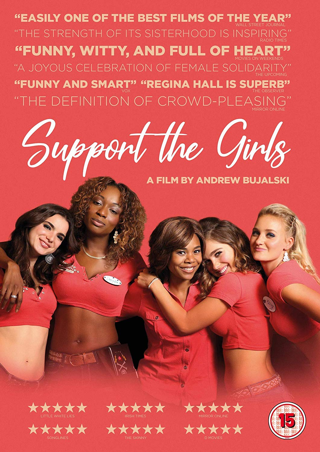 support the girls comp