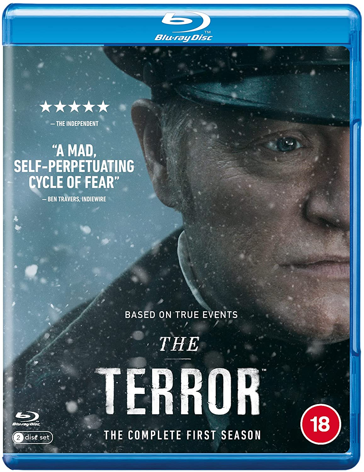 boom competitions -  win The Terror on Blu-ray