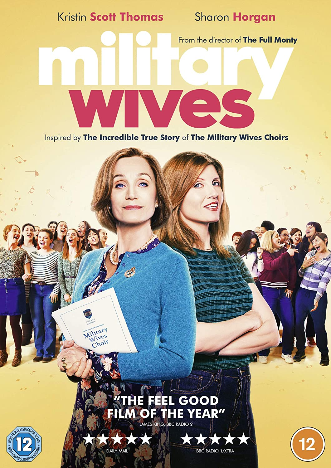 boom competitions -  win Military Wives on DVD